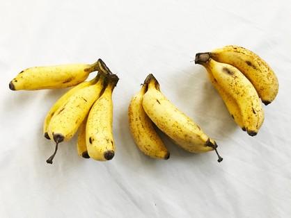 このルックスが「本物の島バナナ」